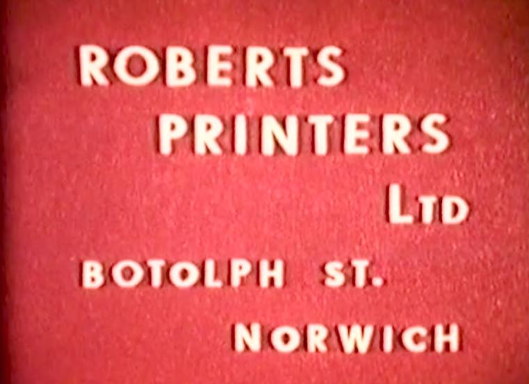Roberts Printers