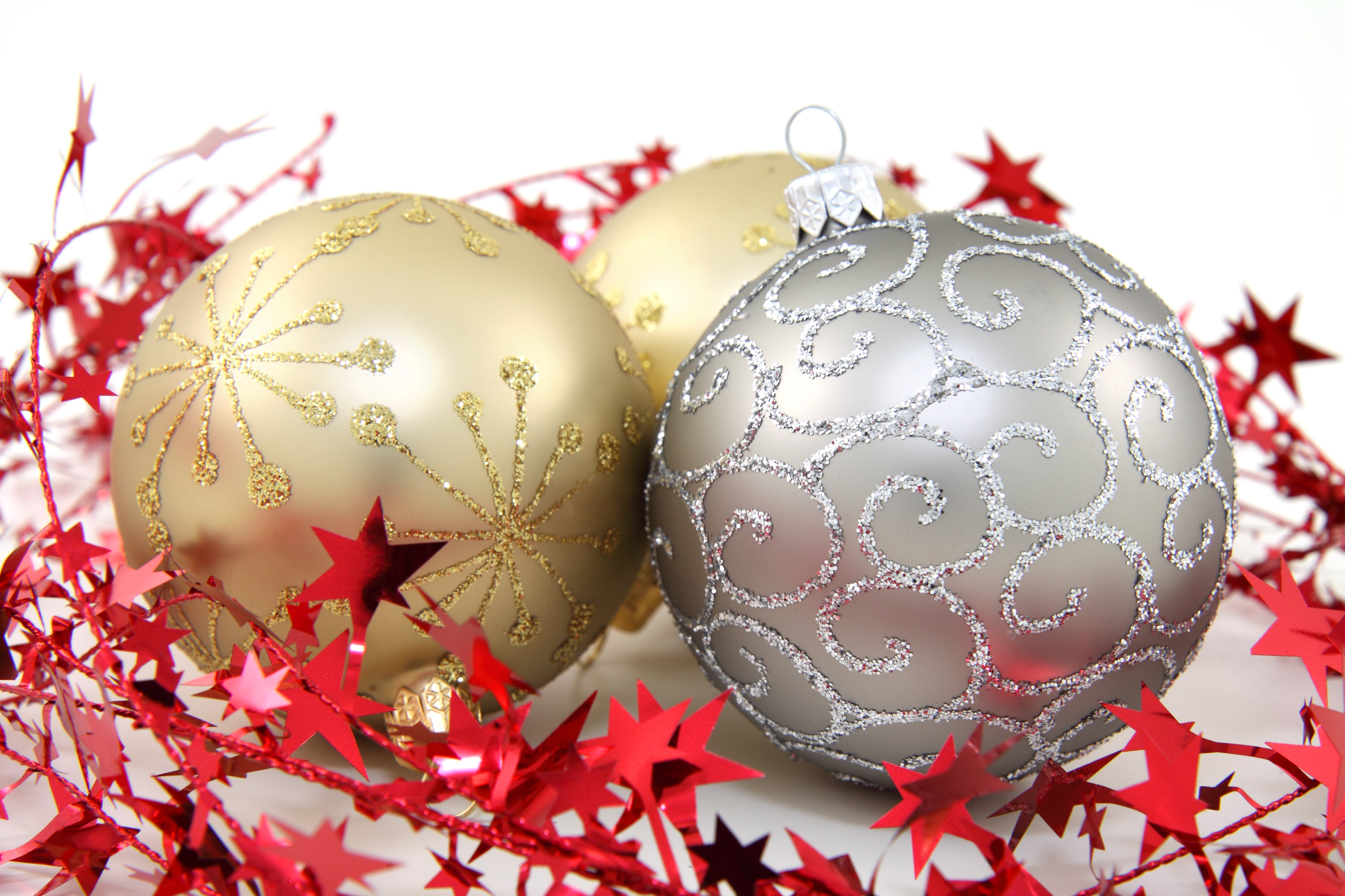 Gold & Silver Baubles