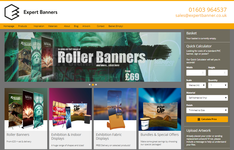 ExpertBanner.co.uk