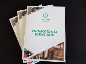 2020 Expert Promo Merchandise Catalogue