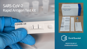 Antigen Lateral Flow Test Kit